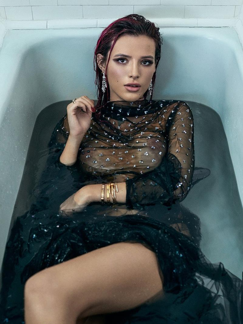 Regret, that Bella thorne nude commit